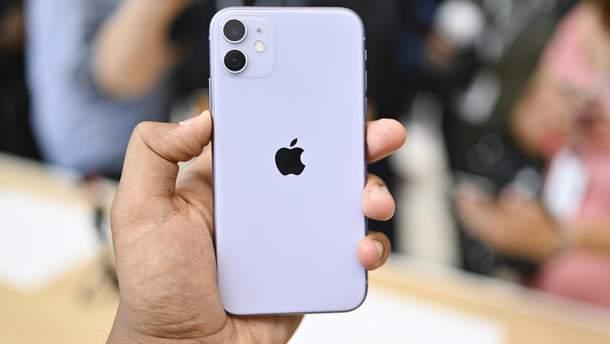 iPhone 11 установил свой первый рекорд
