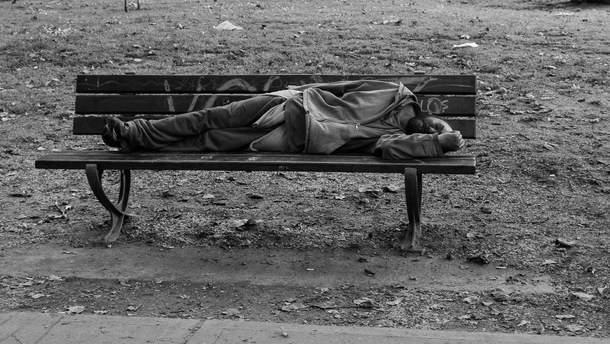 Бідність прискорює старіння