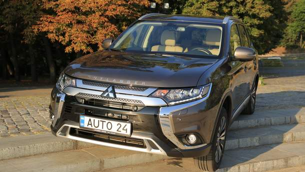 Mitsubishi Outlander: відтепер 7-місний