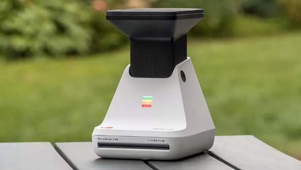 Polaroid выпустил карманный принтер