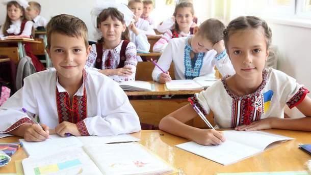 Украинская школа должна быть направлена на развитие творческих личностей