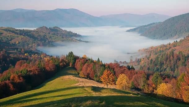 В Карпатах 18-19 сентября возможен мокрый снег и заморозки