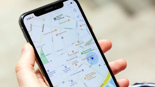 Сервіс Google Maps допоміг знайти без вісти зниклого чоловіка