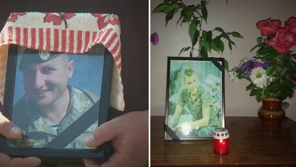 Прощання з бійцями, які трагічно загинули під час обстрілу снайперів