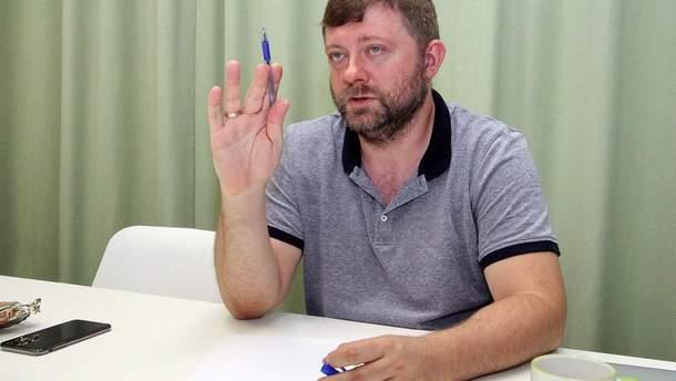 Олександр Корнієнко анонстував введення префектів замість голів ОДА