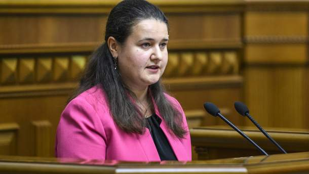 Маркарова рассказала о доходах и дефиците проекта госбюджета на 2020 год