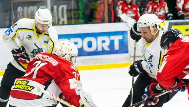 Результаты первого тура 4 сезона Украинской хоккейной лиги – Пари-Матч