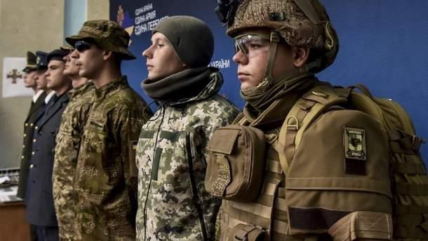 Військовим оновлять комплекти одягу