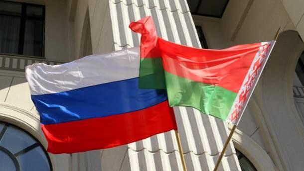 Росія і Білорусь збираються створити конфедерацію до 2022 року
