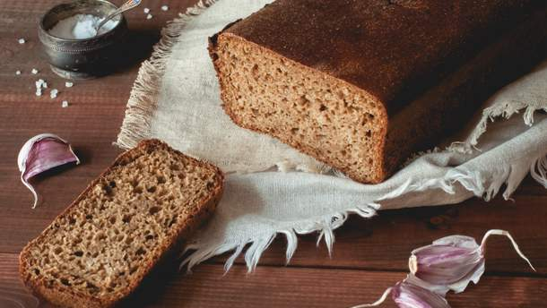 Ржаной хлеб полезен для здоровья человека