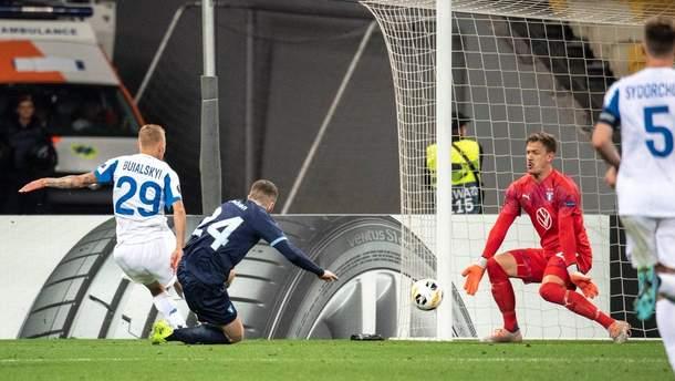 Динамо – Мальме: текстовая онлайн-трансляция матча Лиги Европы