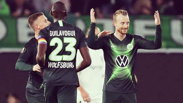 Вольфсбург – Александрия: обзор и счет матча 19.09.2019 – Лига Европы
