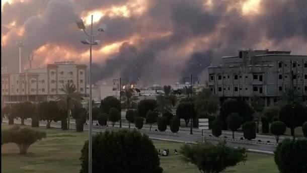 Атака на нефтяные объекты в Саудовской Аравии: кто в выигрыше после диверсии