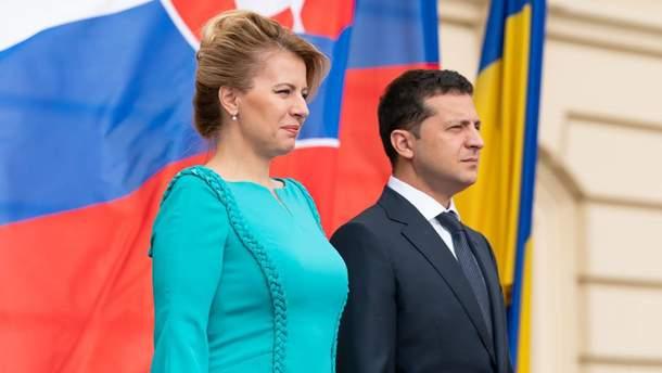 Зеленский: СММ ОБСЕ должна фиксировать настоящую ситуацию наДонбассе