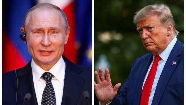 Путін даремно надіється, що США підуть на поступки