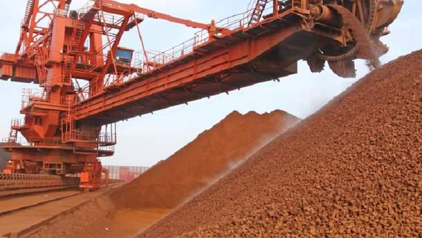 Украина может потерять три четверти экспорта ЖРС