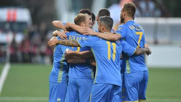 Билеты на матч Украина – Португалия
