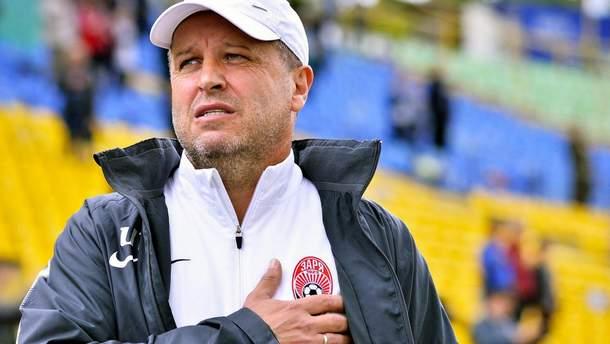 """""""Зоря"""" кілька місяців шукала нового тренера в мене за спиною, – Юрій Вернидуб"""