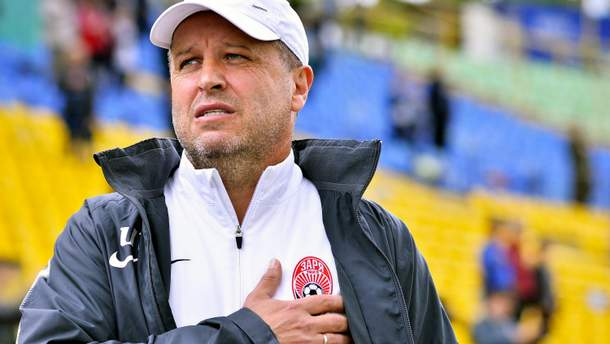 """""""Заря"""" несколько месяцев искала нового тренера у меня за спиной, – Юрий Вернидуб"""