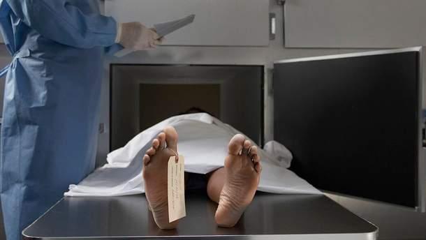 Тіло людини може рухатися після смерті