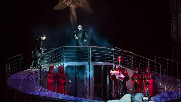 Інноваційні технології у виставах: Нацопера України крокує в ногу з часом