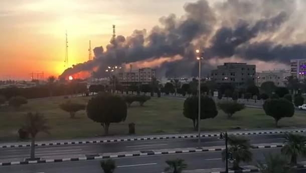 Атака на саудовские НПЗ: человечество возвращается в эпоху побед наций над государствами