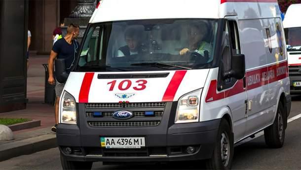На Львовщине столкнулись легковушка и маршрутный автобус с пассажирами: есть погибшие