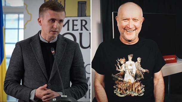 Михайло Ткач  і Данило Яневський відмовилися працювати в Раді з питань свободи слова при ОП