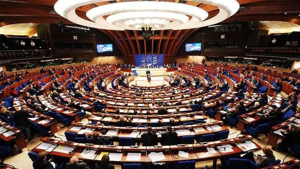Известен состав новой делегации Украины в ПАСЕ