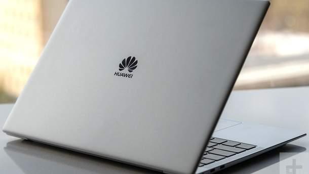 Huawei представила власну операційну систему для ноутбуків