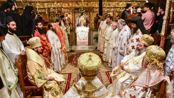 ПЦУ признала Александрийская православная церковь