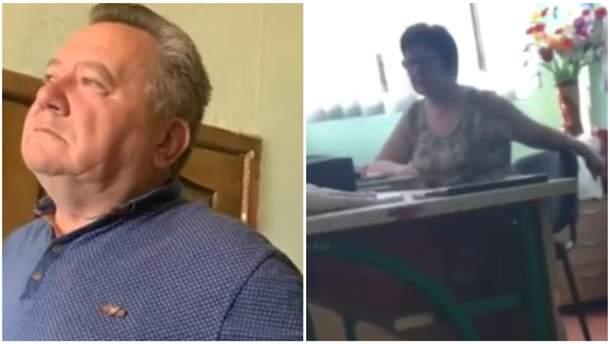 Уволенные пророссийские учителя
