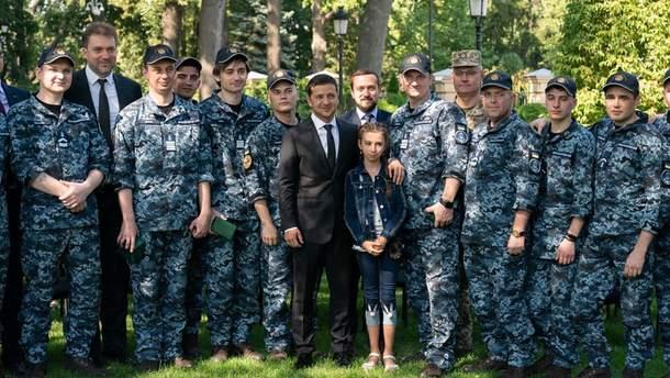 Звільнення з полону моряки планують відгуляти весілля в Україні
