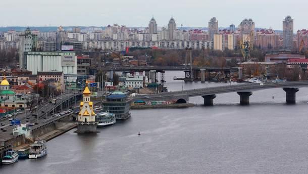 Акция #Kyivnotkiev