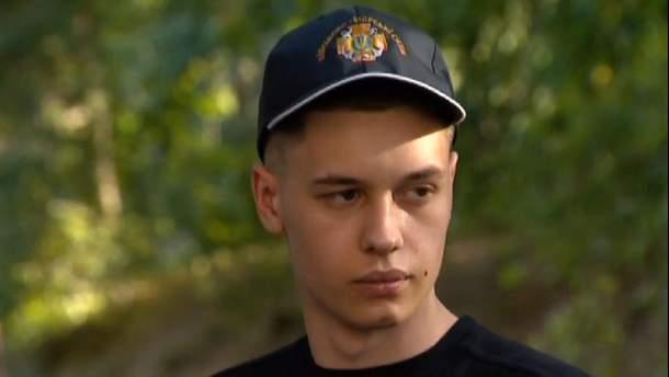 В автозаках співали гімн України, – ексклюзивне інтерв'ю зі звільненим моряком Андрієм Ейдером
