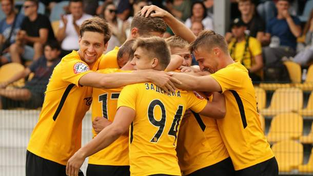 Вольфсбург – Александрия: онлайн-трансляция матча