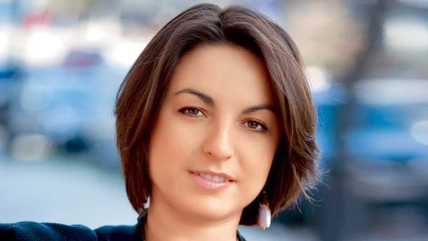 Исполнительный директор ЕБА Анна Деревянко