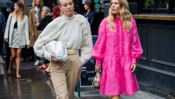 Неделя моды в Лондоне: самые эффектные street style образы