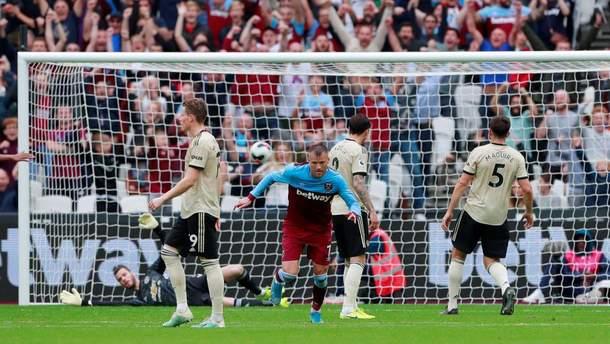 Вест Хэм – Манчестер Юнайтед: обзор и счет матча 22.09.2019 – АПЛ