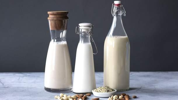 Чи пити дітям рослинне молоко
