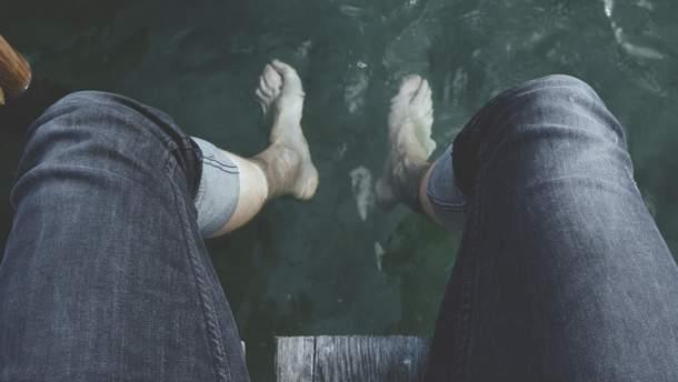 Нічні судоми в ногах