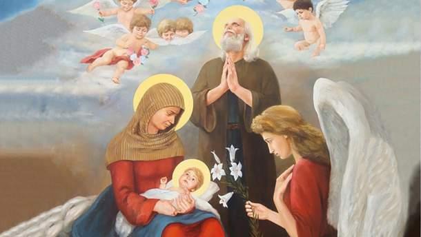 Картинки с Рождеством Пресвятой Богородицы – поздравления 21 сентября 2019