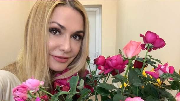 Ольга Сумская показала фото в купальнике