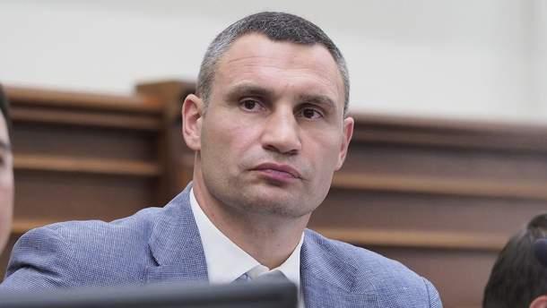 Виталий Кличко решил распустить Киевский городской совет 19 сентября
