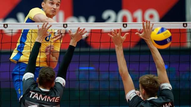 Збірна України поступилася Польщі на Євро-2019 з волейболу, але зіграє у плей-офф