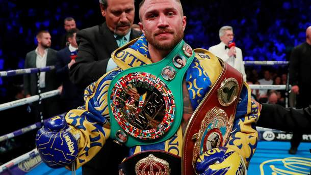 Ломаченко проти Хейні: у WBC пояснили коли може відбутися чемпіонський бій за участі українця