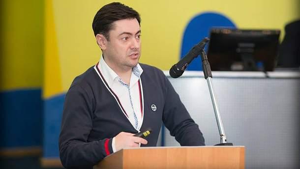 В'ячеслав Штучний став керівником апарату ВРУ