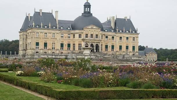 Палац Во-Ле-Віконт
