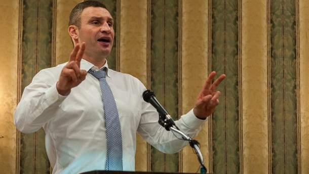 Какие шансы у Виталия Кличко на выборах и кто станет основным конкурентом?