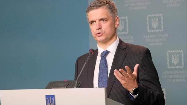 Пристайко пояснив, що означає план Зеленського для Донбасу